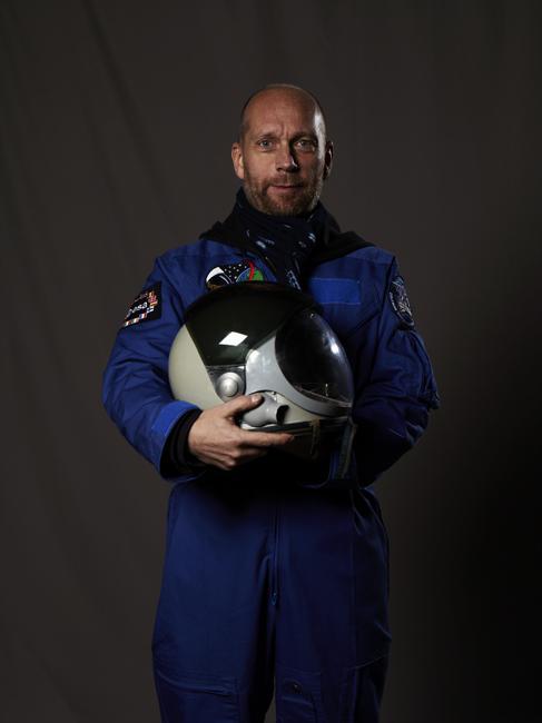 Momo galerie, NASA Patch, astronaut portrait, Le rêve de laika, the laika dream, apollo mission 21, romaric tisserand