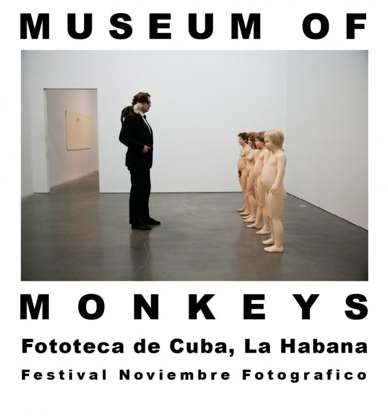 ROMARIC_TISSERAND_MUSEUM_FOTOTECA_CUBA_HABANA_MONKEY_MOMO_GALERIE