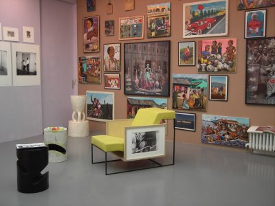r-o-t-African Living-room-Wall2-Patras-gallery