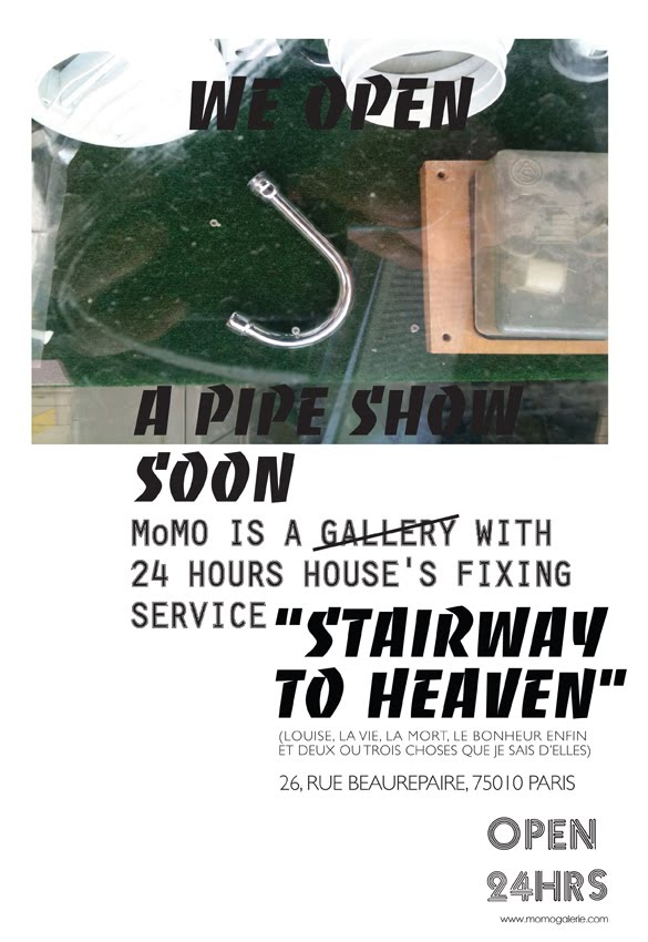 MOMO GALERIE-stairway-to-heaven-louise-bourgeois-romaric-tisserand-margherita-ratti