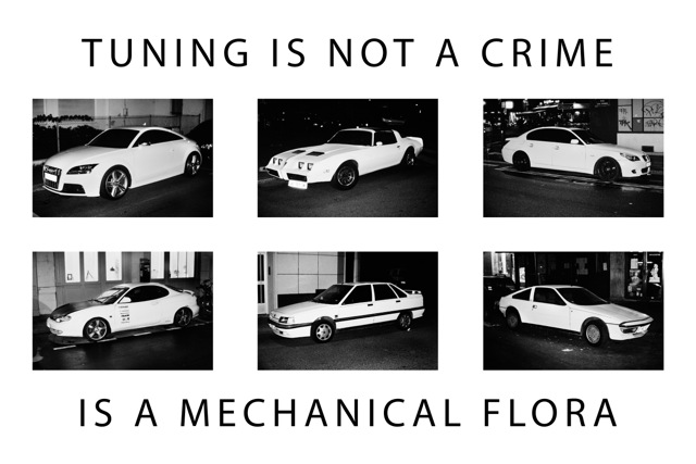 TUNING IS NOT A CRIME-FAST_IT