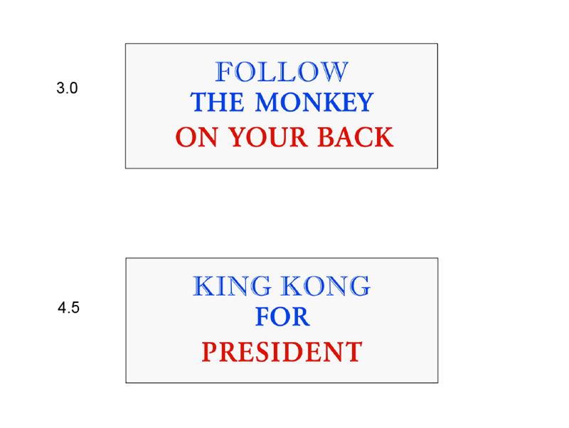 ROMARIC_TISSERAND_STREET_PHOTOGRAPHY_BUMPER_STICKER_MOMO_GALERIE_NEW_YORK_MONKEY_FOR-PRESIDENT-INDIANS-KING_KONG-OK3_OPTIC_2