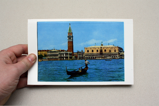 ROMARIC_TISSERAND_Venise_San_MARCO_Mail_art_POSTCARD_centre_pompidou_momologue_IMG_4031